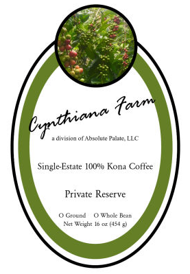 Cynthiana Farm Private Reserve 16-oz.