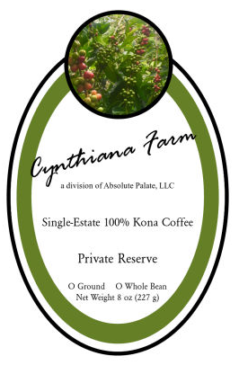 Cynthiana Farm Private Reserve 8-oz.