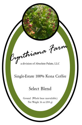 Cynthiana Farm Select Blend 16-oz.