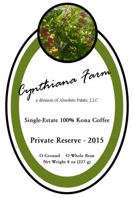 Cynthiana Farm Private Reserve - Monthly